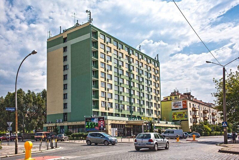 Hotel Wieniawa we Wrocławiu