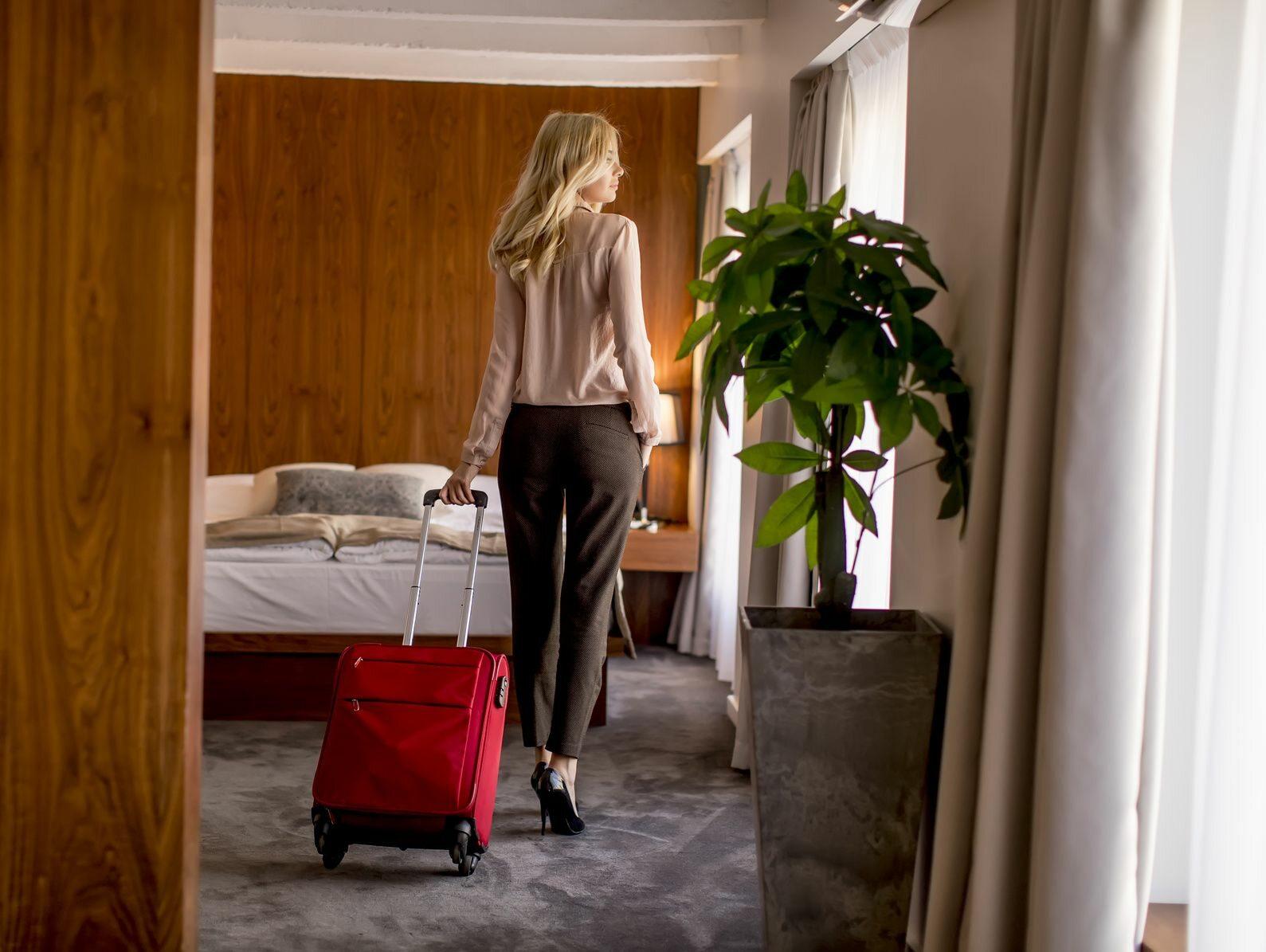 Hotel, zdj. ilustracyjne