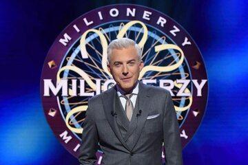 """Hubert Urbański i program """"Milionerzy"""""""