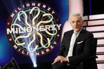"""Hubert Urbański, program """"Milionerzy"""""""