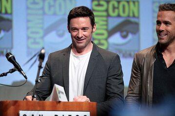 Hugh Jackman i Ryan Reynolds