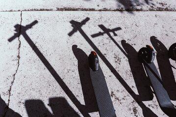 Hulajnogi, zdjęcie ilustracyjne