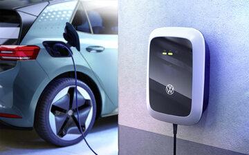 ID. Charger umożliwia ładowanie akumulatorów prawie pięć razy szybciej, niż gdyby to robić z domowego gniazda elektrycznego