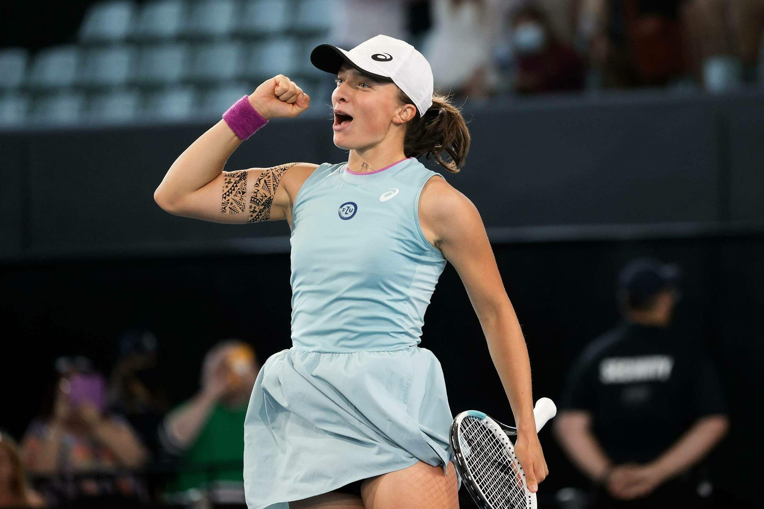 Iga Świątek wygrała turniej WTA w Adelajdzie. Przez całą imprezę nie straciła nawet seta