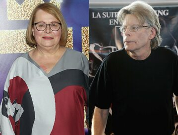 Ilona Łepkowska, Stephen King