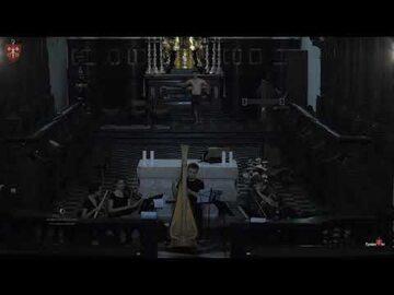 Incycent w kościele benedyktynów w Tyńcu