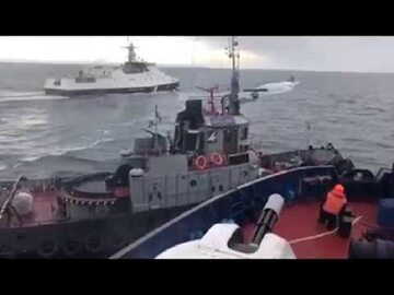Incydent na Morzu Azowskim