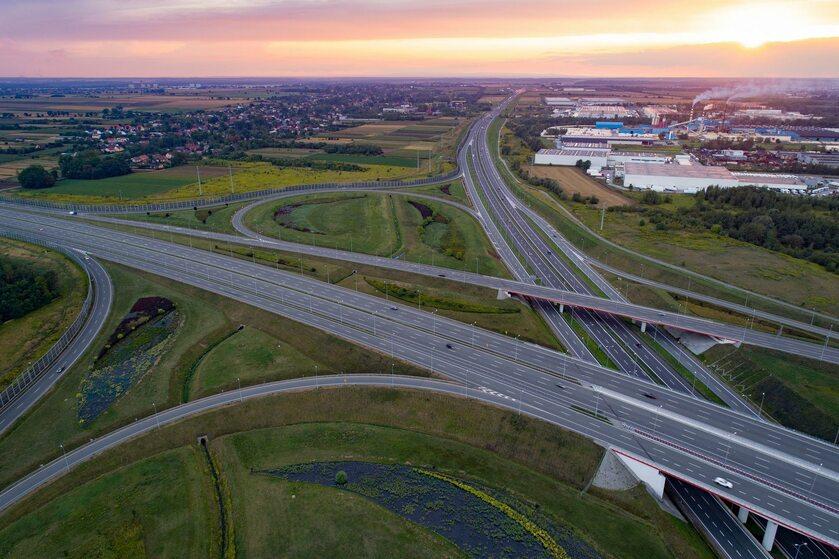 Infrastruktura drogowa