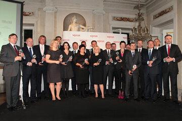 Innowatory Wprost 2012