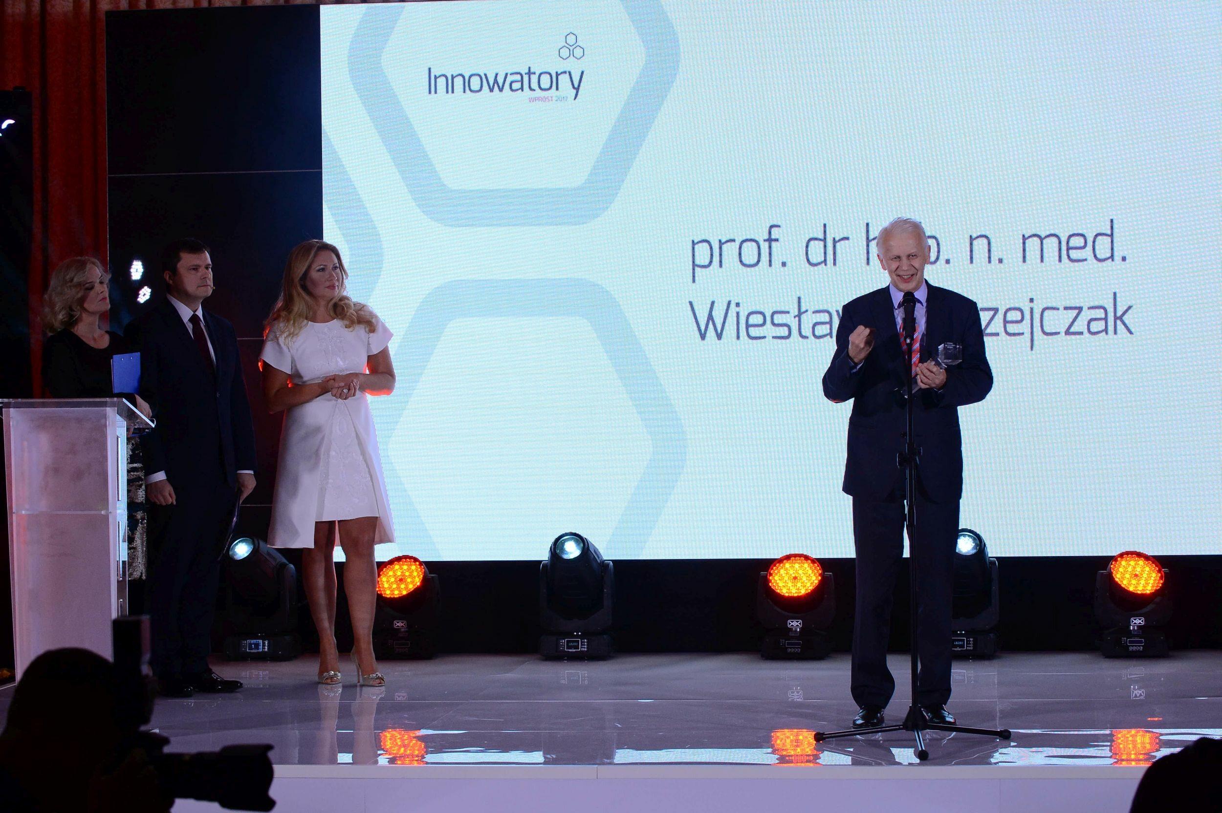 Innowatory Wprost 2017 rozdane