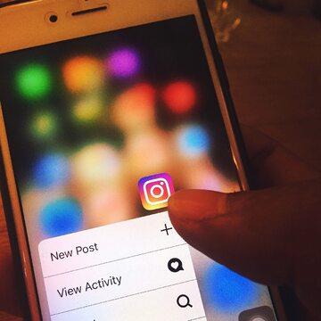 Instagram - zdjęcie ilustracyjne