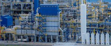 Instalacja produkcji wodoru na terenie rafinerii Grupy LOTOS