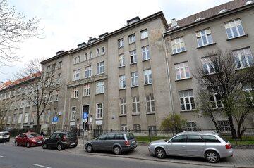 Instytut Gruźlicy i Chorób Płuc przy ul. Płockiej w Warszawie
