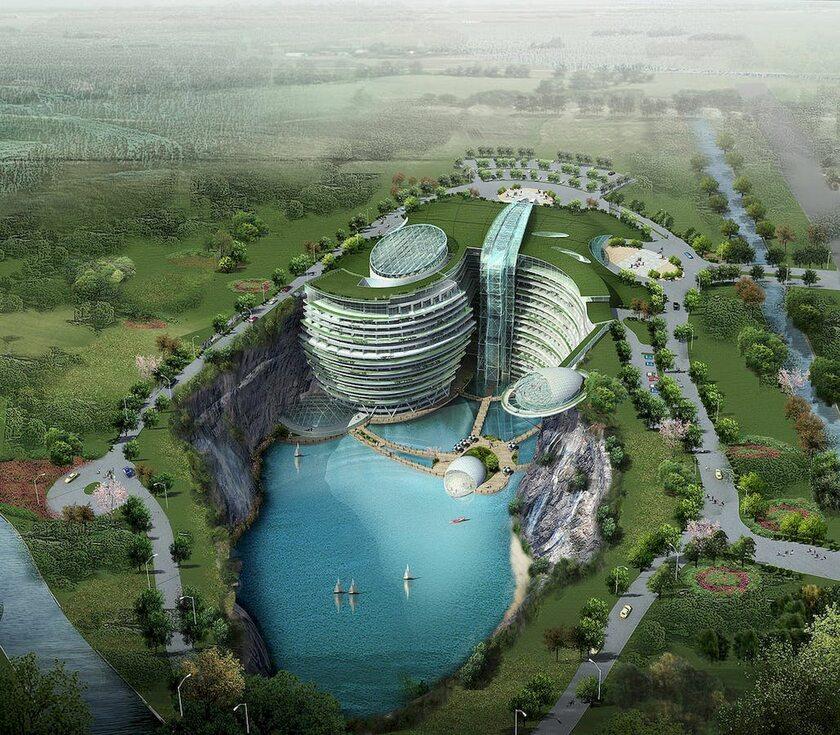 InterContinental Shanghai Wonderland