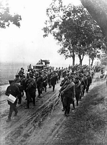 Inwazja sowiecka na Polskę