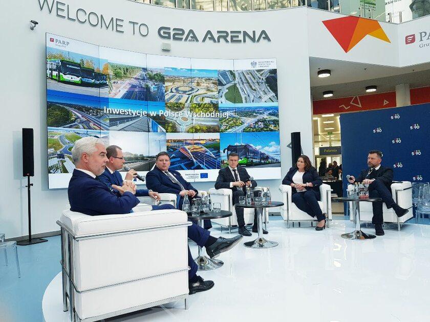 Inwestycje w Polsce Wschodniej