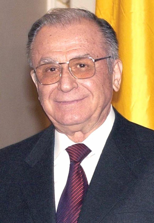 Ion Iliescu