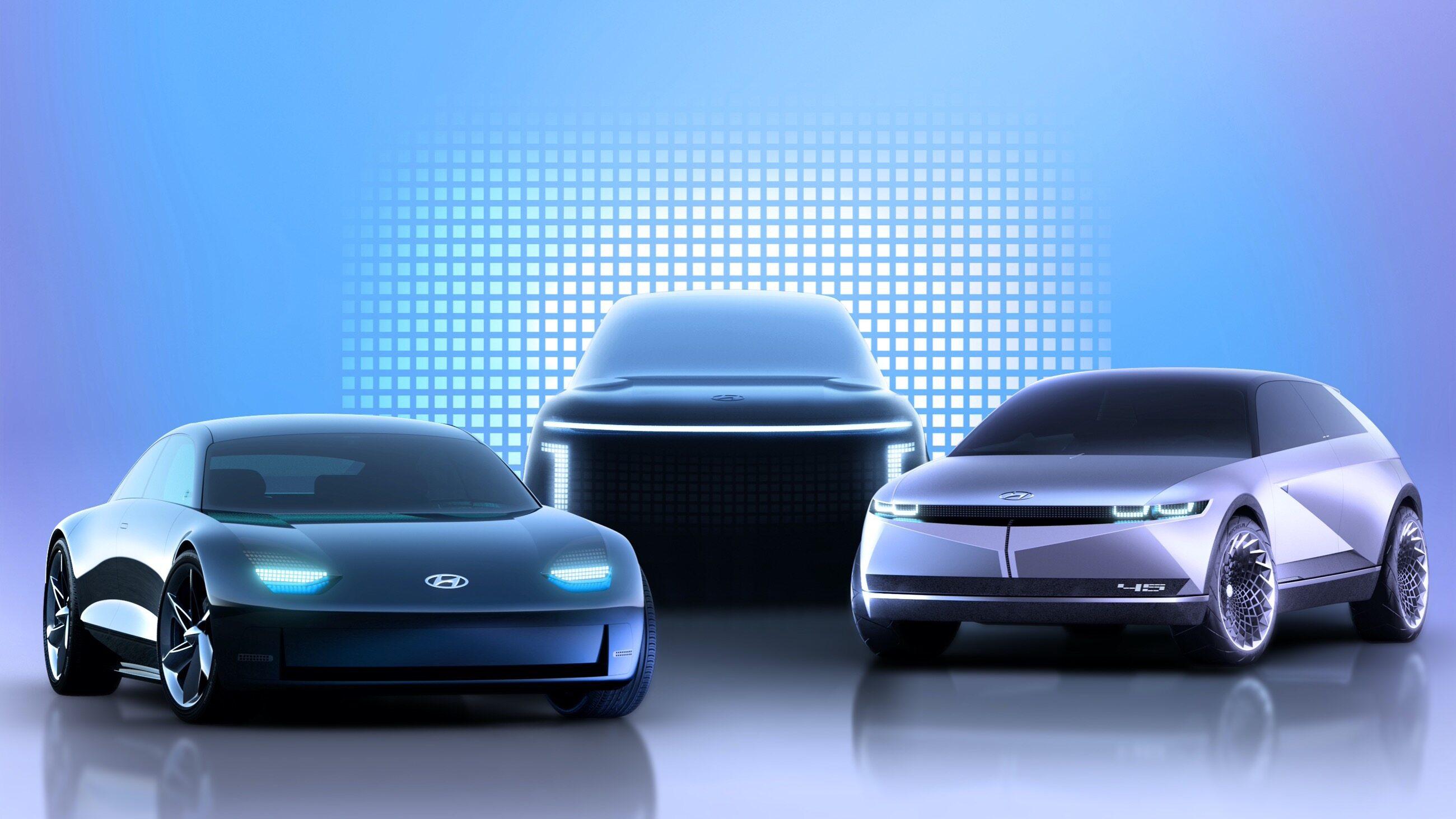 Ioniq – nowa marka wydzielona z Hyundai'a