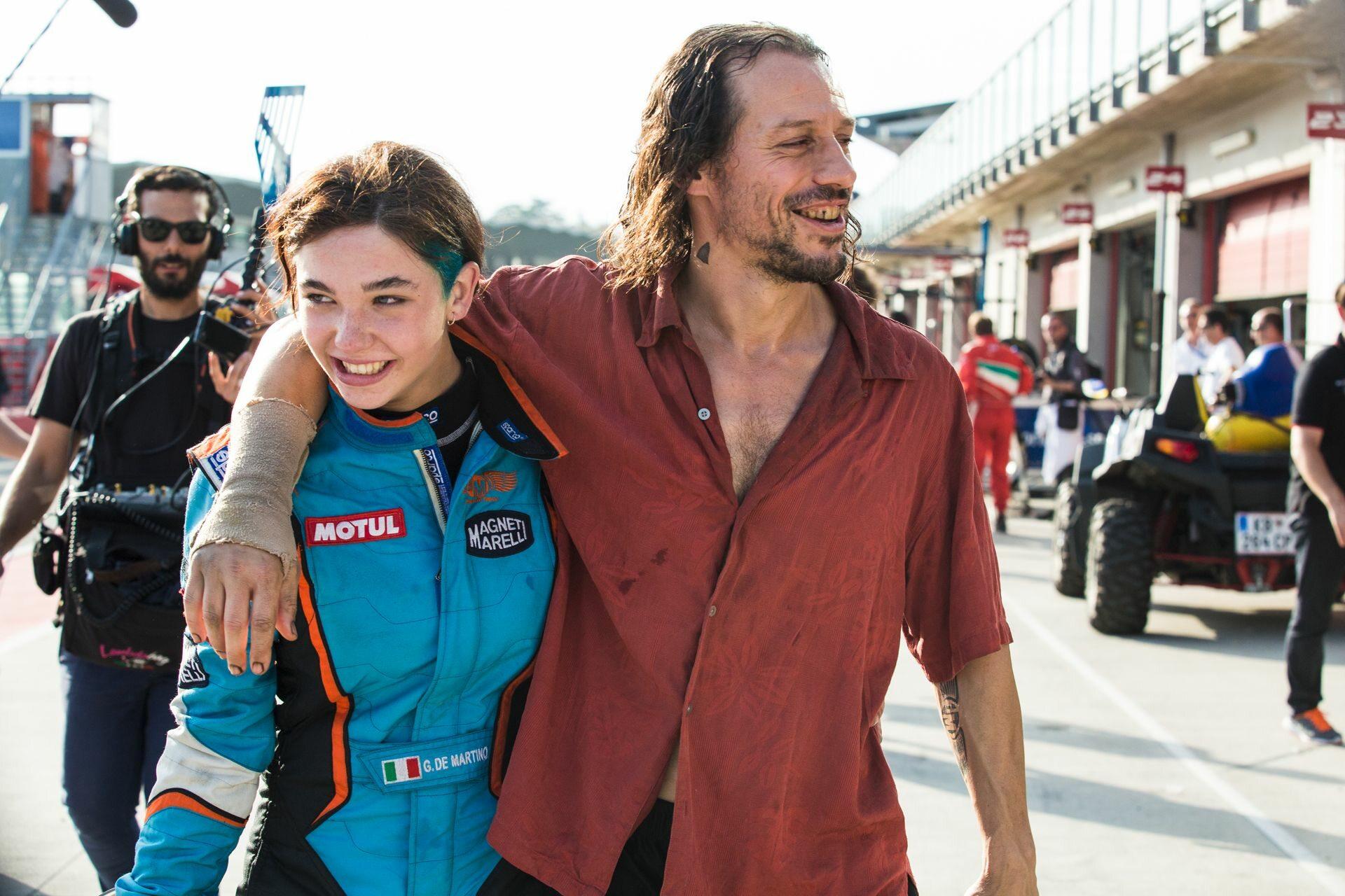 Italian Race - wyścig po rodzinę