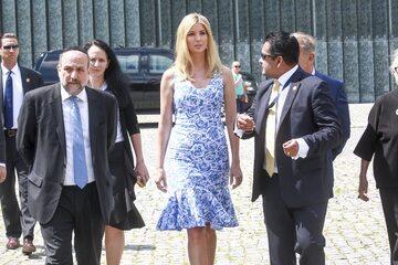 Ivanka Trump w Polsce