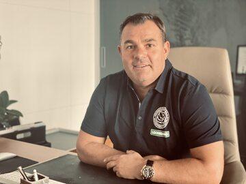 Jacek Charkowski, właściciel sieci lombardów Loombard.pl