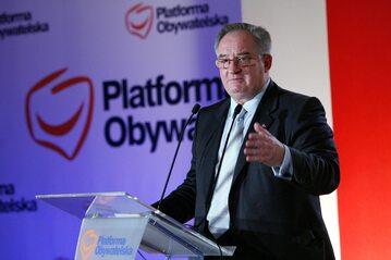 Jacek Saryusz-Wolski, europoseł PO
