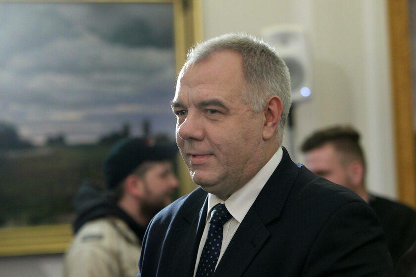 Jacek Sasin, poseł PiS