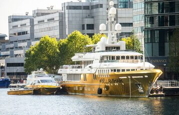 Jacht Bellami