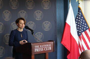 Jadwiga Emilewicz na otwarciu Polskiej Izby Handlowej