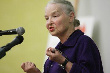 Jadwiga Staniszkis w 2011 roku