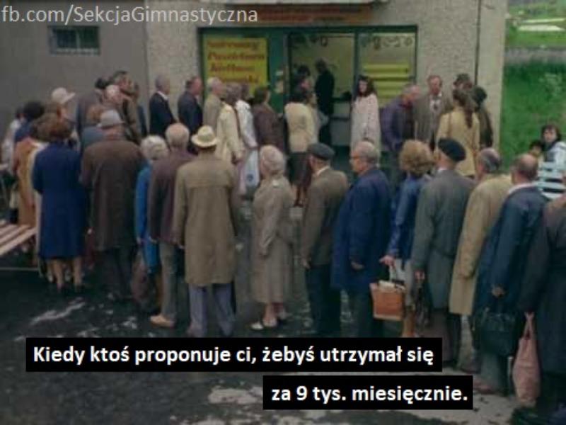 Jak utrzymać się za 9 tys. złotych w Warszawie? Internauci tworzą memy