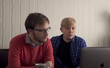 Jakub i Bartłomiej Pankowiakowie
