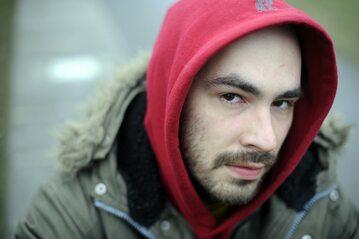 Jakub Żulczyk, zdj. z 2008 roku