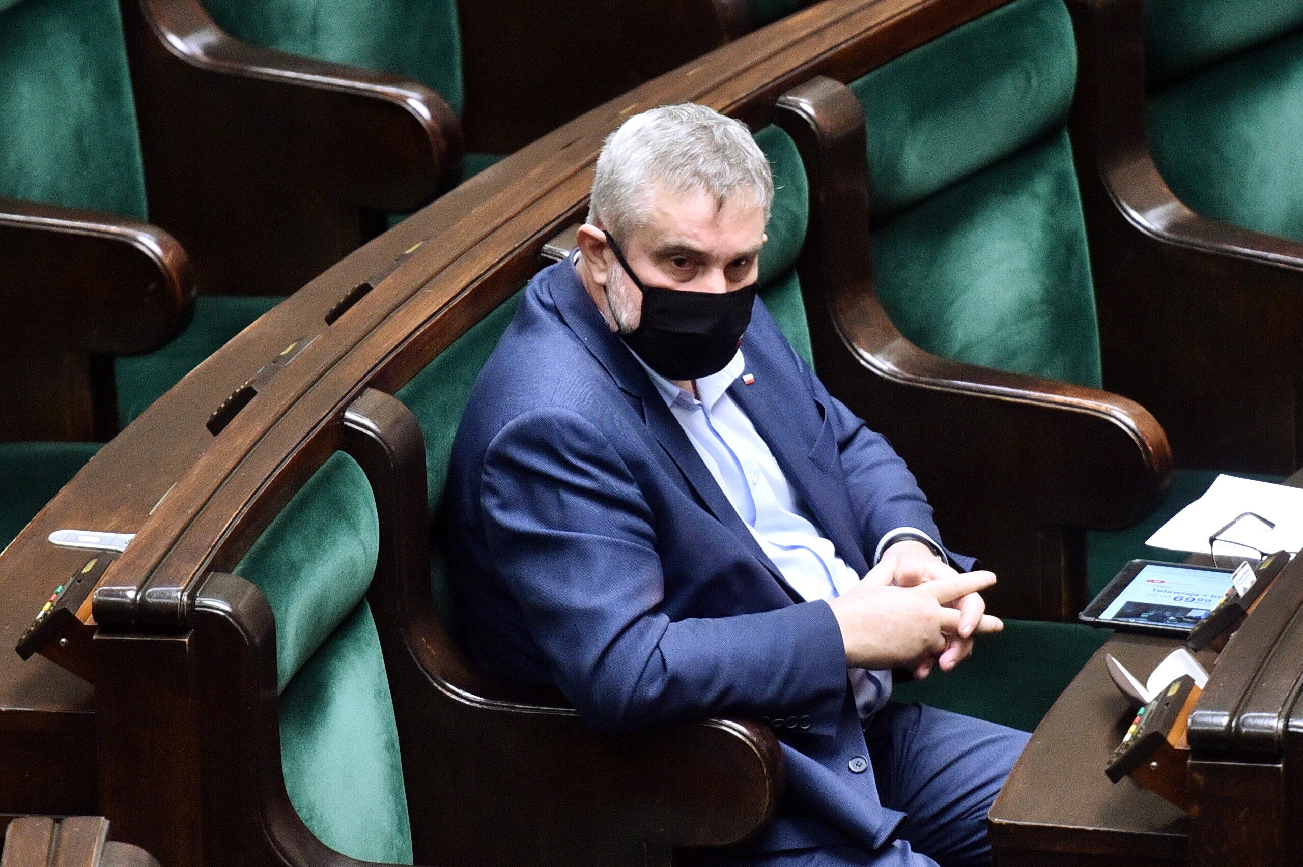 Ardanowski rozmawiał z Kaczyńskim. Były minister rolnictwa zostaje w klubie PiS?