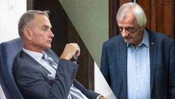 Jan Maria Jackowski i Ryszard Terlecki