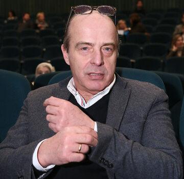 Jan Pospieszalski, zdj. z 2014 r.
