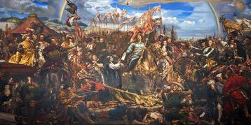 Jan Sobieski pod Wiedniem