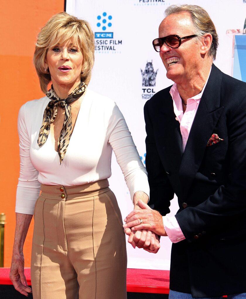 Jane Fonda, Peter Fonda