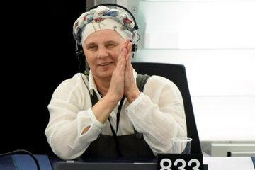 Janina Ochojska w PE