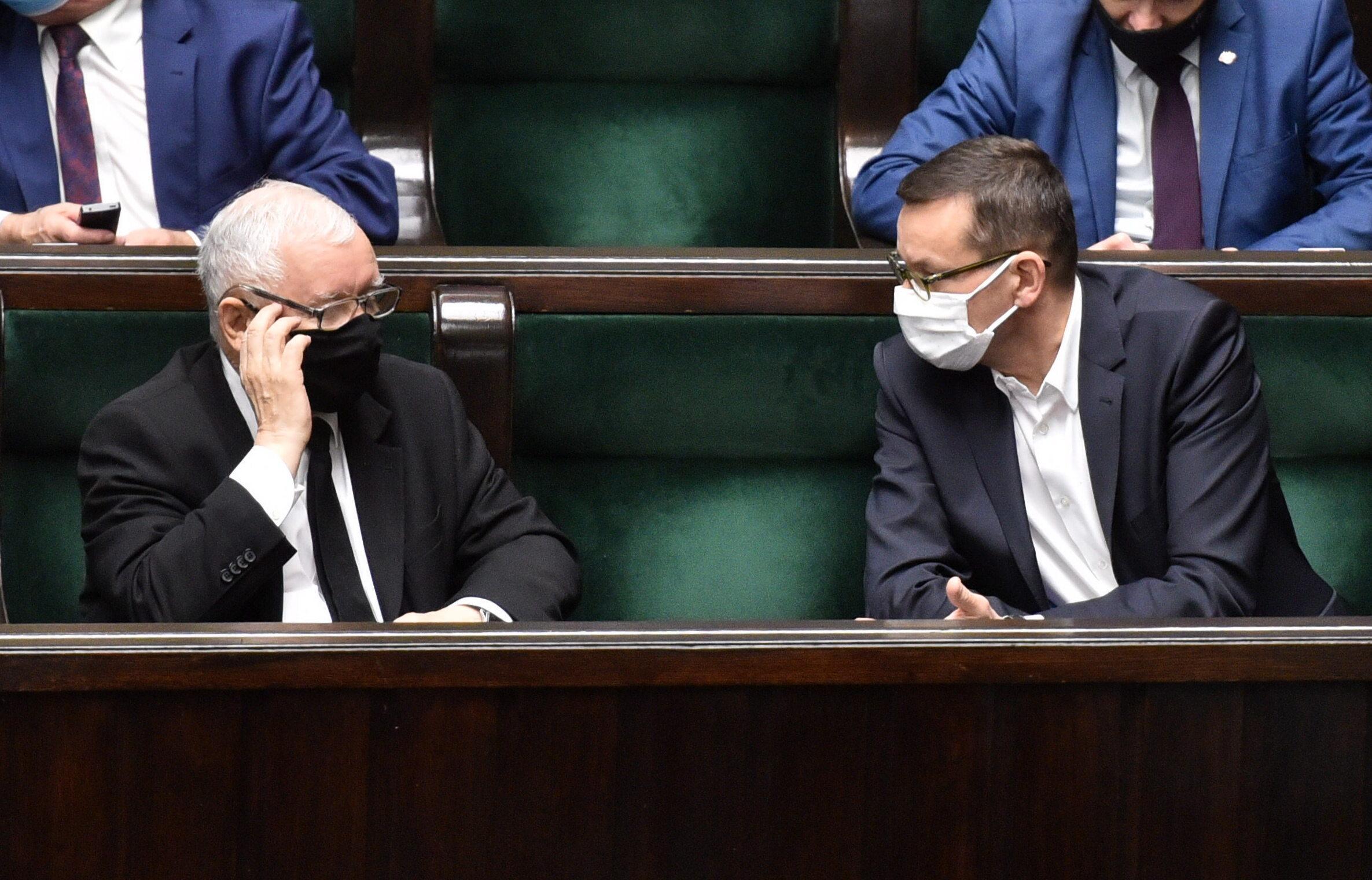 """Tusk chce debaty, będzie starciem z Kaczyńskim? """"SE"""