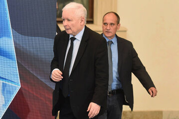 Jarosław Kaczyński, Paweł Kukiz