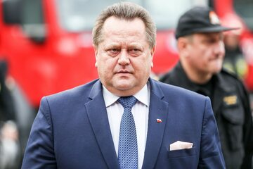Jarosław Zieliński, wiceminister spraw wewnętrznych i administracji