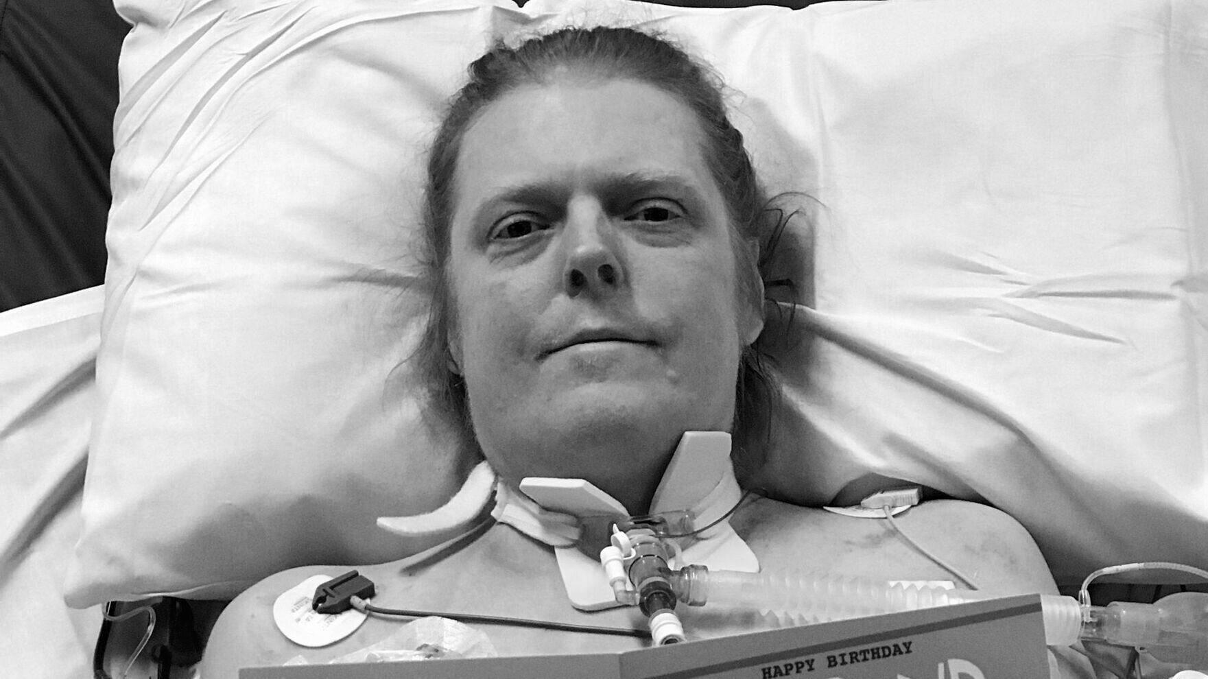 Jason Kelk był uznawany za najdłużej leczonego na COVID-19 pacjenta.