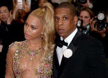 Jay-Z i jego żona Beyonce