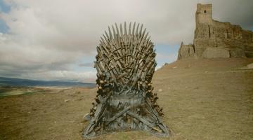 Jeden z tronów