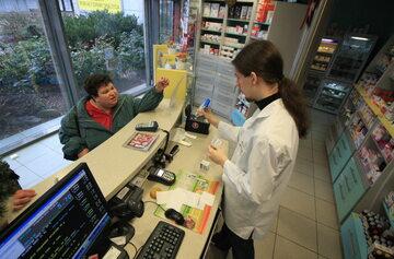 Jedna z aptek w Gorzowie w Wielkopolskim
