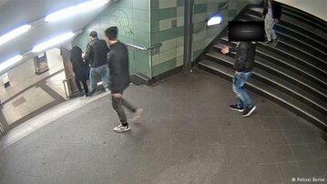 Jedno ze zdjęć opublikowanych przez berlińską policję