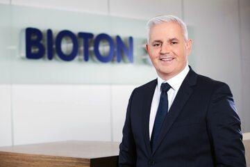 Jeremy Launders, prezes zarządu Bioton SA