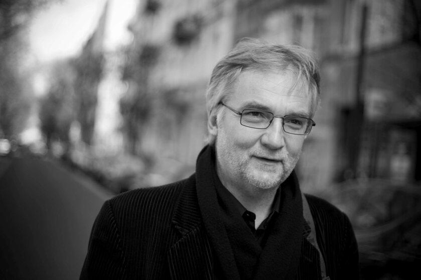 Jerzy Pilch w 2009 roku