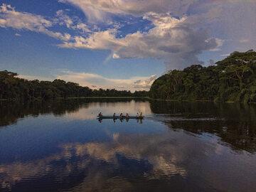Jezioro, zdjęcie ilustracyjne